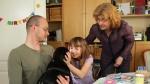 """Zu ihrem elften Geburtstag bekommt Annika ihren geliebten Hund """"Tabs"""" geschenkt."""